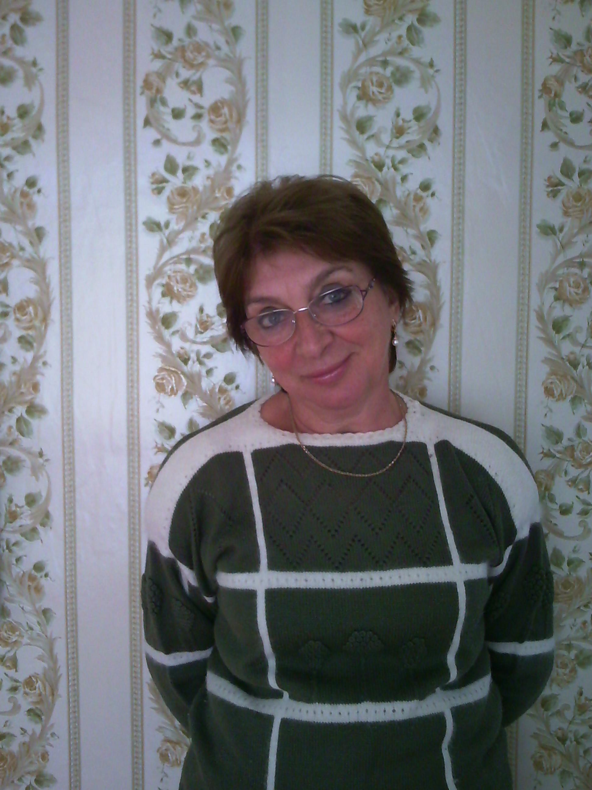Логвинова Татьяна Иосифовна