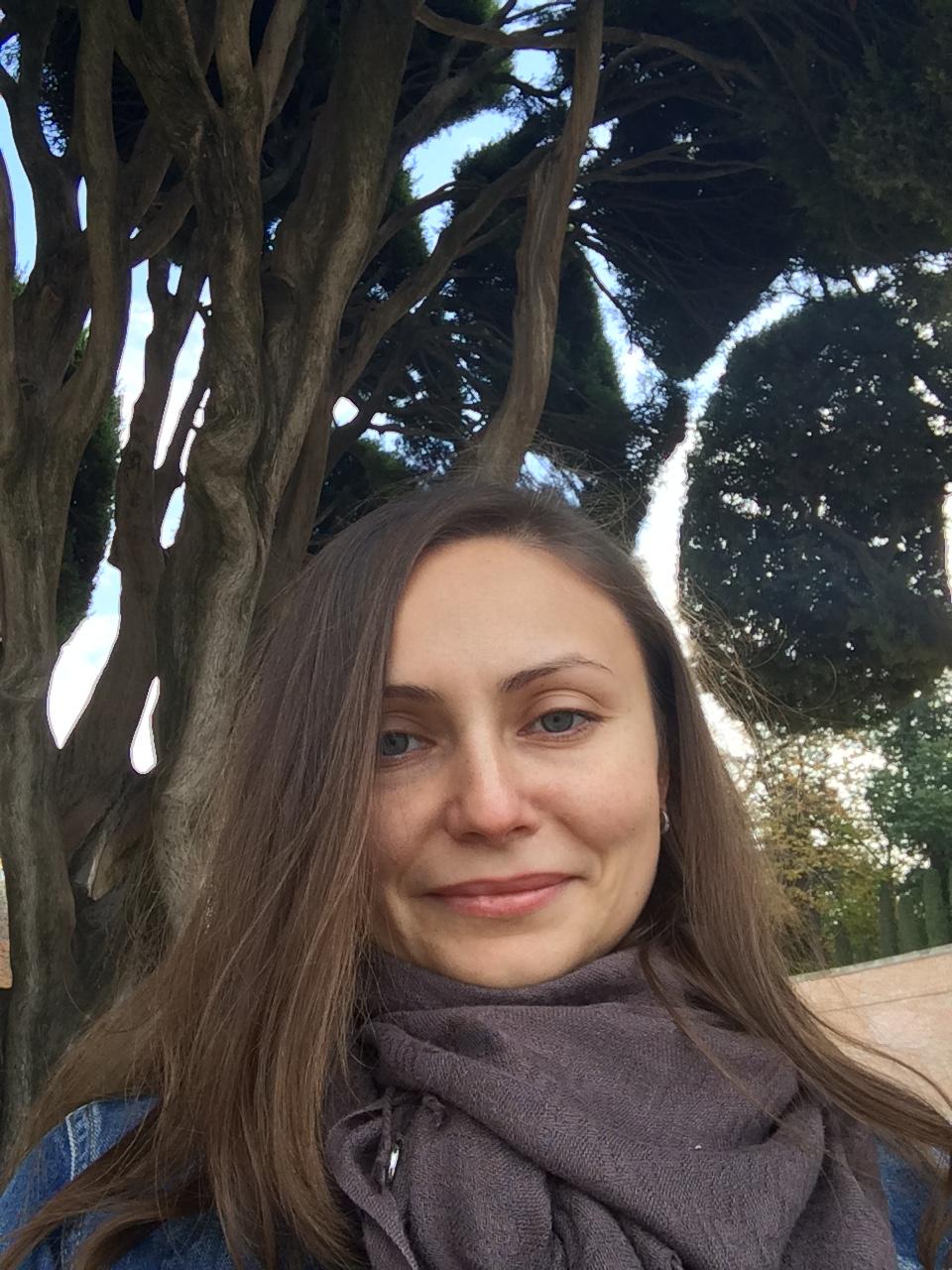 Ефимова Анасатсия Михайловна