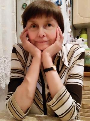 Амроян Ирина Франтишековна