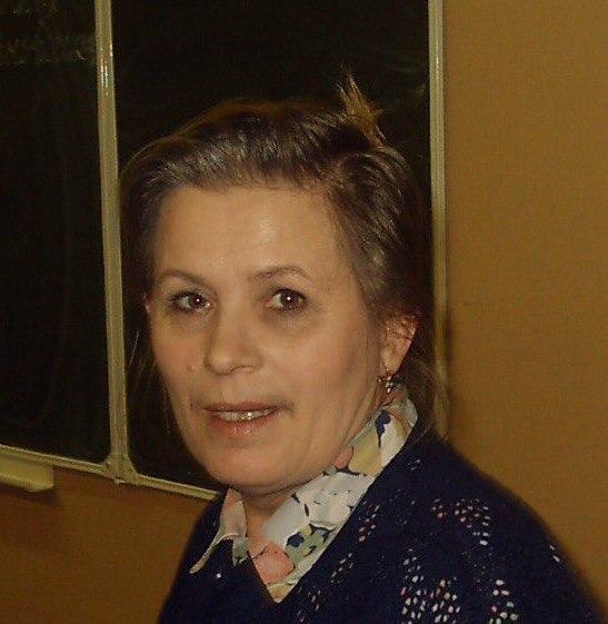 Одегова Любовь Дмитриевна