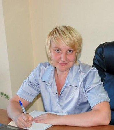 Аргунова Юлия Валентиновна