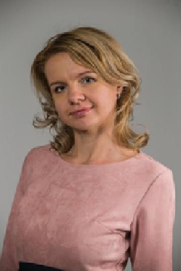 Ежкова Валерия Константиновна