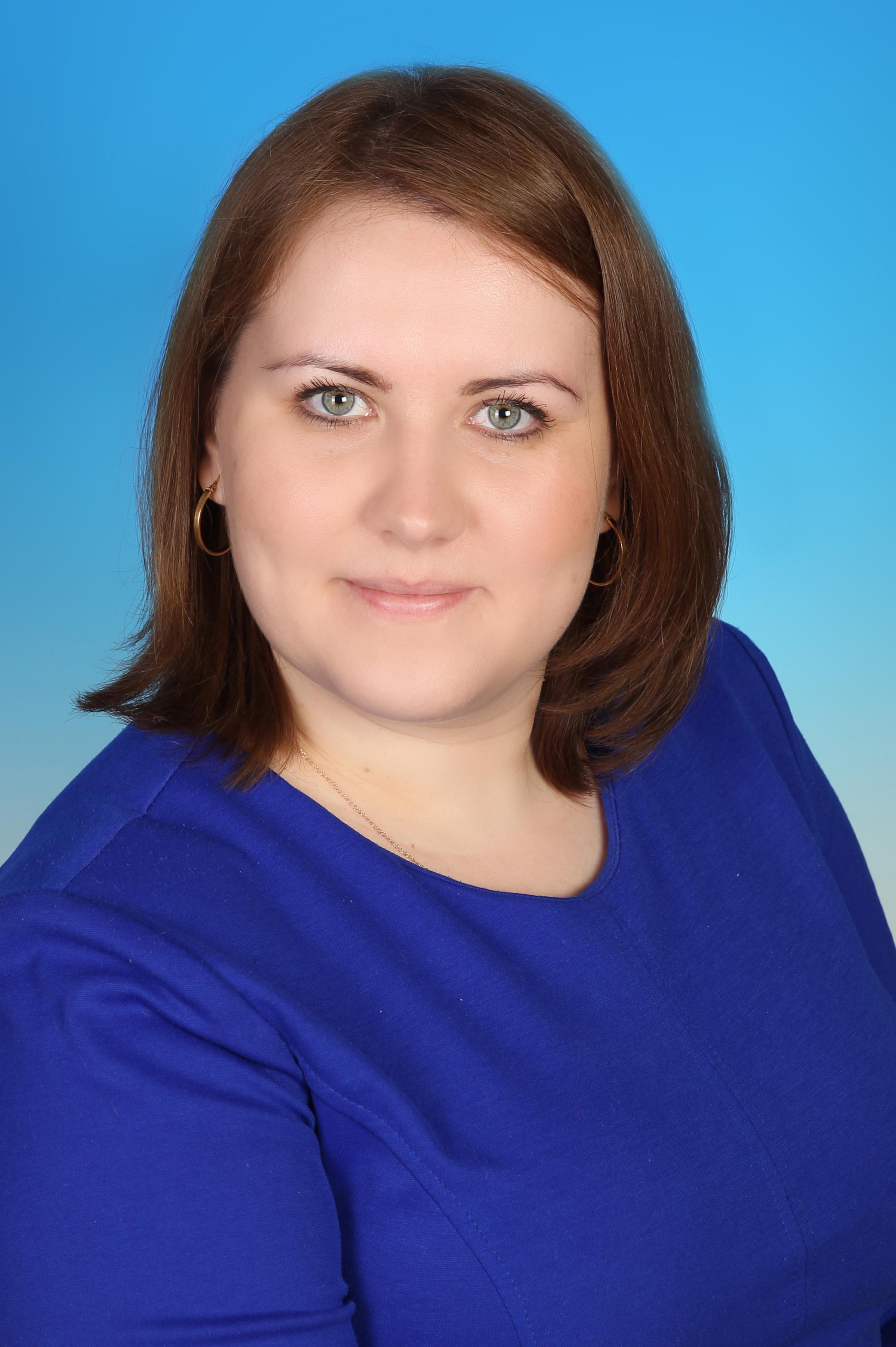 Новикова Ольга Алексеевна